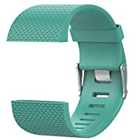Large Replacement Wristband Band Strap Clasp Buckle Tool Kit For Fitbit Surge GN