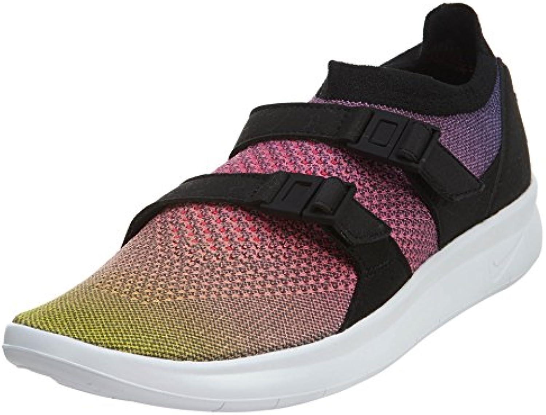 Nike - Air Sockracer Flykn - 898021700 - Coloreee  Giallo-rosa - Taglia  41.0 | Ammenda Di Lavorazione  | Maschio/Ragazze Scarpa