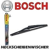 BOSCH H 301 HECK 300 Heckscheibenwischer Heckwischer Scheibenwischer Wischerblatt Wischblatt Flachbalkenwischer Scheibenwischerblatt 2mmService