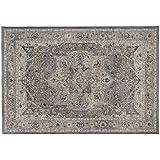 Alfombra oriental clásico – Reproducción Alfombra Persa Colección Sitap Antares 57128 – 4696