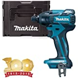 Makita DTD129Z 18V LXT Brushless Impact Driver With Case- Metallic Edition