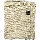 Himla Fresh Laundry Waffle Handtuch, Bettwäsche, natur, 70x 135cm