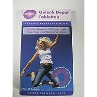 MCMED Gelenk Depot Tabletten 30 St preisvergleich bei billige-tabletten.eu