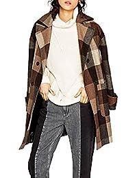 Abrigo Pepe Jeans. Modelo Conte. Color marrón XS