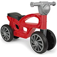 Chicos - Correpasillos Mini Custom, Color Rojo (Fábrica de Juguetes ...