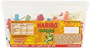 Haribo Barattolo Caramelle Coccodrì, 1.1kg