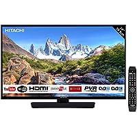 f7fdd745679e9 HITACHI 24HB4T65 TELEVISOR 24   LCD LED HD Ready 400Hz Smart TV WiFi LAN  HDMI