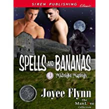 Spells and Bananas [Midnight Matings] (Siren Publishing Classic ManLove)