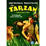 The Johnny Weissmuller Tarzan Collection [DVD] by Johnny Weissmuller