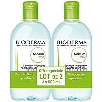 Bioderma Sebium H20 Solution Micellaire Set Cosmética ...