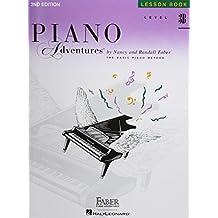 Piano Adventures. Lesson Book. Level 3B