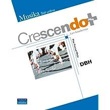 Crescendo plus lankoadernoa