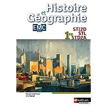 Histoire-Géographie - EMC 1res STI2D-STL-STD2A