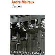 L'espoir (French Edition) by Andre Malraux (1972-01-01)