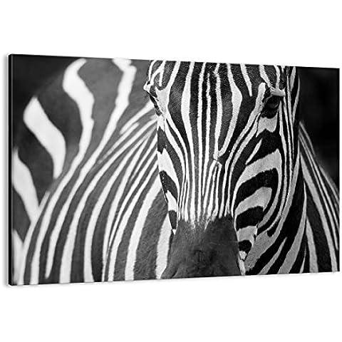 Cuadro sobre lienzo - de una sola pieza - Impresión en lienzo - Ancho: 100cm, Altura: 70cm - Foto número 2254 - listo para colgar - en un marco -