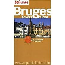 Petit Futé Bruges, Anvers, Gand