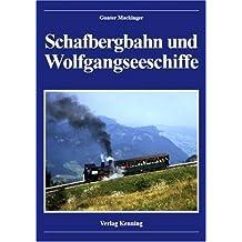 Schafbergbahn und Wolfgangseeschiffe