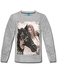 OSTWIND Aufbruch Nach Ora Mika Und Ostwind Foto Kinder Premium Langarmshirt von Spreadshirt®