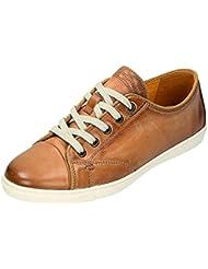 Klondike - Zapatos de cordones para mujer Marrón marrón