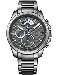Tommy Hilfiger Analog Grey Dial Men's Watch - TH1791347