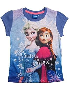 Disney Frozen – Die Eiskönigin T-Shirt mit Glitzer
