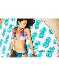 WDBS 148 * tapis de camping d'été de 148cm / serviettes de plage / serviette de plage de voyage