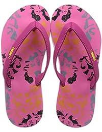 Puma Women's Ronni V3 Idp Beetroot Purple-Sulphur-PUM Outdoor Sandals