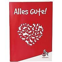 "SC Freiburg Grußkarte Geburtstagskarte /""Alles Gute/"""