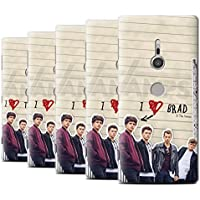Offiziell The Vamps Hülle / Case für Sony Xperia XZ2 / Pack 5pcs Muster / The Vamps Geheimes Tagebuch Kollektion
