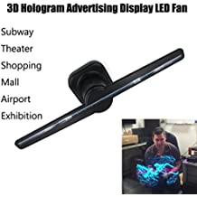 Beautysu. 3d hologramme de la publicité Affichage LED Fan holographique d'imagerie 3d œil NU ventilateur à LED pour l'intérieur de la publicité Signes, Special Logo, produit, écran, écran 3d de publicité