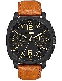 Nixon Unisex Erwachsene-Armbanduhr A1073-2447-00