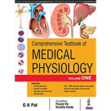 Comprehensive Textbook of Medical Physiology: Two Volume Set