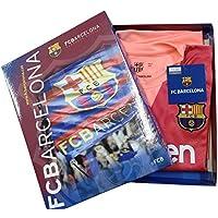 Kit Camiseta y Pantalón Tercera Equipación 2018-2019 FC. Barcelona - Réplica  Oficial Licenciado e562ceaa431