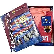 Kit Camiseta y Pantalón Tercera Equipación 2018-2019 FC. Barcelona -  Réplica Oficial Licenciado 6c8f7da09610b