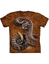 The Mountain Unisexe Enfant Serpent À Sonnette T Shirt
