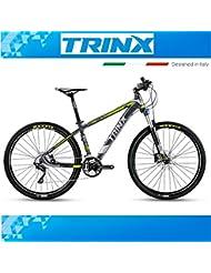 Mountain Bike Bicicleta trinx B1000big7MTB 27.5pulgadas Shimano Deore 30g Hydraulic