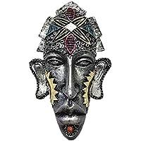 Wedare Bali Indonesia 3D máscara de refrigerador imán de Viaje Pegatinas Recuerdos, hogar y Cocina