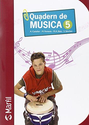 Descargar Libro Ep 5 - Quadern De Musica  (valencia) de Aa.Vv.