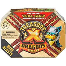 Treasure X 41512 Dragons Gold Mini Beast Pack, Multi