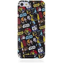 DAM -Star Wars Carcasa Gel Iphone 5/Se Classic, 100% Original