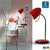Aigostar 182250 - Lámpara de mesa tipo flexo de diseño retro