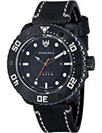 Swiss Eagle Reloj de cuarzo Man Abyss  54 mm