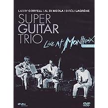 The Super Guitar Trio - Live at Montreux
