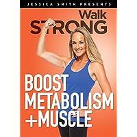 Impulso Metabolismo y músculos. Entrenamiento de Fuerza para Mujeres, bajo impacto, Gran resultados casa ejercicio Video