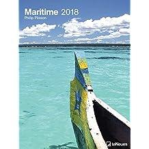 Maritime 2018 - Wandkalender , Posterkalender, Landschaftskalender 2018  -  48 x 64 cm
