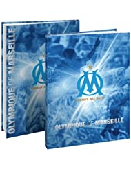 Cahier OM - Collection officielle OLYMPIQUE DE MARSEILLE