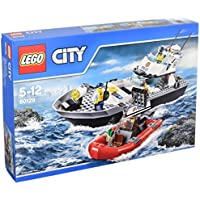 LEGO City Police 60128: Police Pursuit  Mixed
