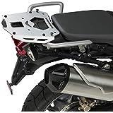 Givi Support Top Case Monokey Valise avec Plaque Aluminium Triumph Tiger 800/XC
