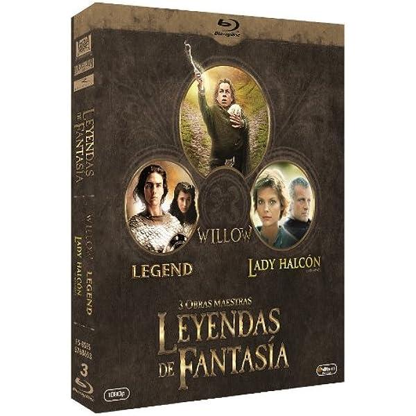 Col. Leyendas De Fantasia - Bd Tri [Blu-ray]: Amazon.es: Val ...