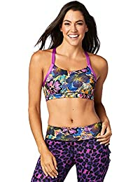 Zumba Fitness Damen La Pachanga Scoop Bra Frauentops